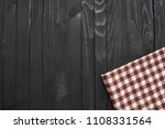 place free kitchen towel     ... | Shutterstock . vector #1108331564