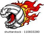 cartoon vector image of a... | Shutterstock .eps vector #110833280