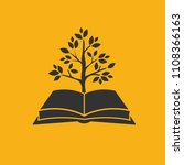 book icon vector design   Shutterstock .eps vector #1108366163