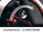 3d illustration of a conceptual ...   Shutterstock . vector #1108372088