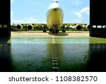 Jet Engine Aircraft Parking In...