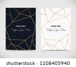 beautiful template with... | Shutterstock .eps vector #1108405940