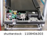the technical repairing... | Shutterstock . vector #1108406303