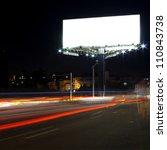 ma roadside billboards | Shutterstock . vector #110843738