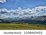 rocky mountain national park... | Shutterstock . vector #1108463453