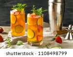 Sweet Refreshing Pimms Cup...