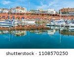 ramsgate  kent  uk   june 03 ... | Shutterstock . vector #1108570250