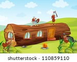 activity,animal,ants,ax,axe,blue,build,carpenter,closed,clouds,construct,construction,cutter,door,drawing