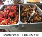 Small photo of Variety of Minang dishes