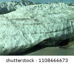 thw snow wall   Shutterstock . vector #1108666673