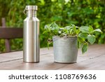 durable  high quality reusable... | Shutterstock . vector #1108769636