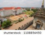 vientiane  laos   april 22 ...   Shutterstock . vector #1108856450