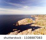photo of lindesnes beacon in... | Shutterstock . vector #1108887083
