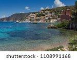 asos  kefalonia  greece   may... | Shutterstock . vector #1108991168