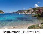 asos  kefalonia  greece   may... | Shutterstock . vector #1108991174