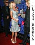pamela anderson arriving at the ...   Shutterstock . vector #110901944
