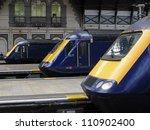 london  uk   july 19  trains...