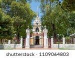 church of wat niwet... | Shutterstock . vector #1109064803