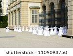 vienna  austria   june 9  2018  ... | Shutterstock . vector #1109093750
