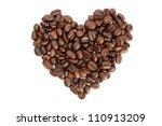 Heart Shaped Roasted Coffee...