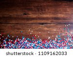 american independence day... | Shutterstock . vector #1109162033