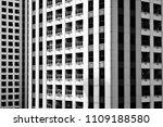 wall pattern building | Shutterstock . vector #1109188580