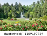typical and famous symmetrical... | Shutterstock . vector #1109197739