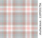 Tartan Seamless Pattern. Grey...