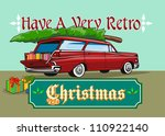 greeting card poster... | Shutterstock . vector #110922140