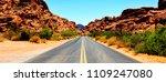 valley of fire  nevada   Shutterstock . vector #1109247080
