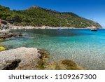 asos  kefalonia  greece   may... | Shutterstock . vector #1109267300