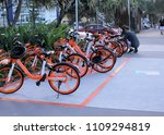 Rental Bicycles Of Mobike...
