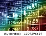 various type of financial and...   Shutterstock . vector #1109296619