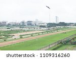 a view of the bangalore turf... | Shutterstock . vector #1109316260