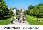 windsor  uk   may 5  2018  ...   Shutterstock . vector #1109334464