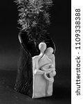 Art Object  Flowerpot With...