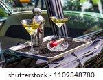 Martini Glasses  Shaker   Ciga...