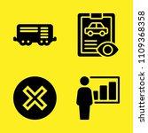 cancel  presentation  car...   Shutterstock .eps vector #1109368358