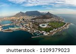 capetown picture  taken from a... | Shutterstock . vector #1109379023