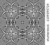 geometric seamless pattern....   Shutterstock .eps vector #1109395724