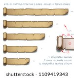 vector illustration of a...   Shutterstock .eps vector #1109419343