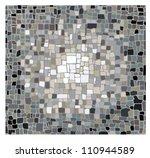 mosaic pattern | Shutterstock .eps vector #110944589
