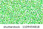 abstract background of circles... | Shutterstock .eps vector #1109454818