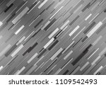 light silver  gray vector... | Shutterstock .eps vector #1109542493
