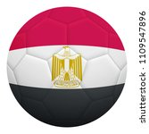 realistic isolated 3d soccer... | Shutterstock .eps vector #1109547896