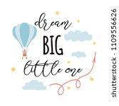 Dream Big Little One Fashion...