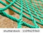 rope mesh with blurry...   Shutterstock . vector #1109625563