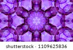 geometric design  mosaic of a... | Shutterstock .eps vector #1109625836