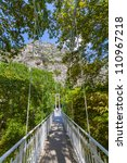 bridge from the the vale of... | Shutterstock . vector #110967218