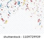 celebration background template ... | Shutterstock .eps vector #1109729939
